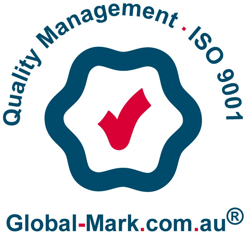 Charter Security ISO 9001 Certified logo