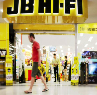 Charter Security with JB Hi-Fi